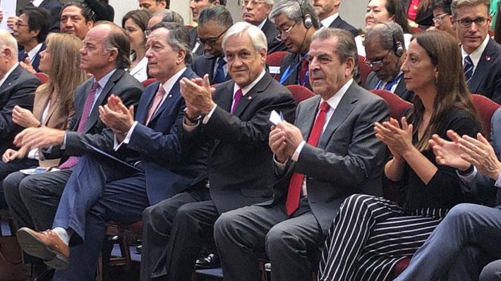 Piñera aspira a que la APEC de Chile sea escenario para solucionar guerra comercial entre EE.UU. y China
