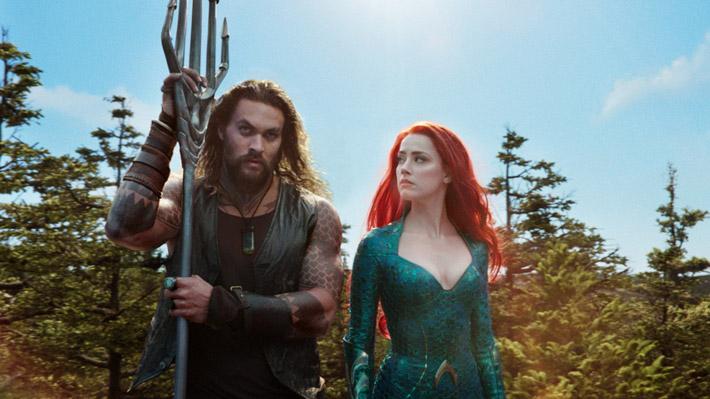 """""""Aquaman"""", una apuesta por la entretención que presenta a un poderoso y humilde héroe a cargo de Jason Momoa"""