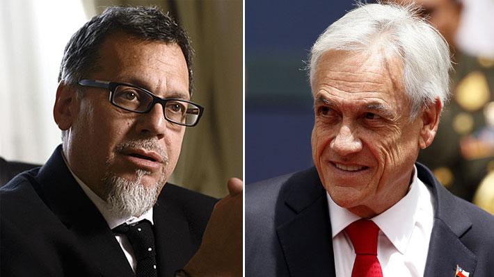 """Lagos Weber critica a Piñera por """"utilizar la política exterior para fines internos"""" y lo compara con Evo Morales"""