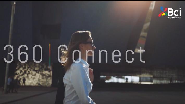 Conoce 360 Connect, la plataforma intuitiva del Bci que evoluciona para facilitarle la vida a sus clientes