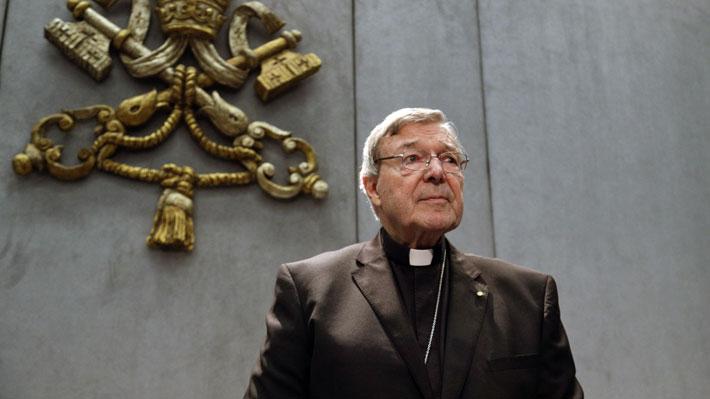 Aseguran que cardenal George Pell habría sido declarado culpable de abuso sexual en Australia