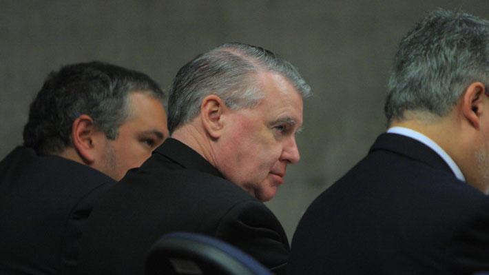 Tribunal emite resolución por O'Reilly y empiezan a correr las 72 horas para su expulsión