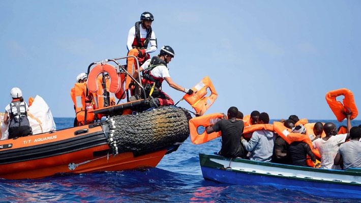 """Médicos Sin Fronteras y migración en Europa: """"Hay una creciente tendencia a criminalizar la ayuda humanitaria"""""""