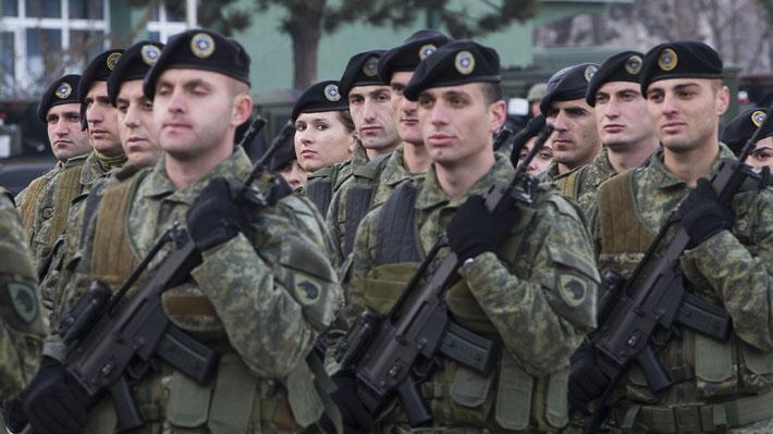 Tensiones con Serbia y la OTAN: Los efectos que generaría la formación de un Ejército propio en Kosovo