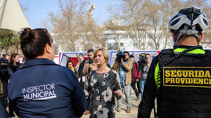 Polémica por presupuesto de seguridad en Providencia: Diputados de Chile Vamos respaldan a Matthei
