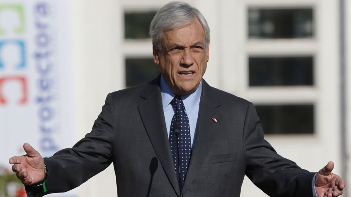 """Piñera vuelve a explicar sus motivos y reitera que ha decidido """"no adoptar"""" Pacto Migratorio de la ONU"""