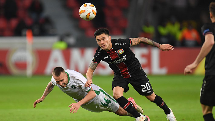 """Sitio de la Bundesliga destaca regreso a Aránguiz a las canchas: """"Hizo resurgir a un Leverkusen en apuros"""""""