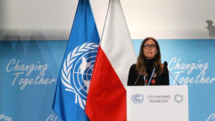 """Ministra de Medio Ambiente y expertos celebran que Chile sea sede del COP25: """"Es histórico para el país"""""""