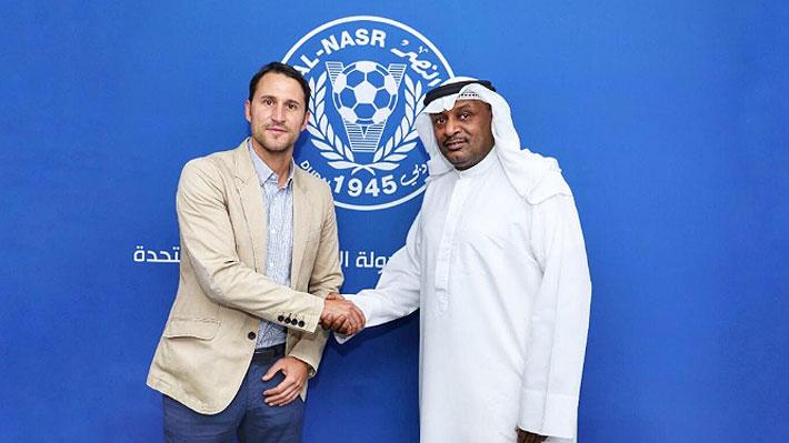 A menos de una semana de dejar la UC, Beñat San José ya tiene nuevo club: Firma por equipo de Emiratos