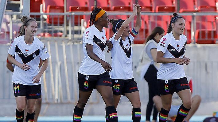 El Morning hace historia y se proclama campeón por primera vez del fútbol femenino tras vencer a Palestino en un partidazo