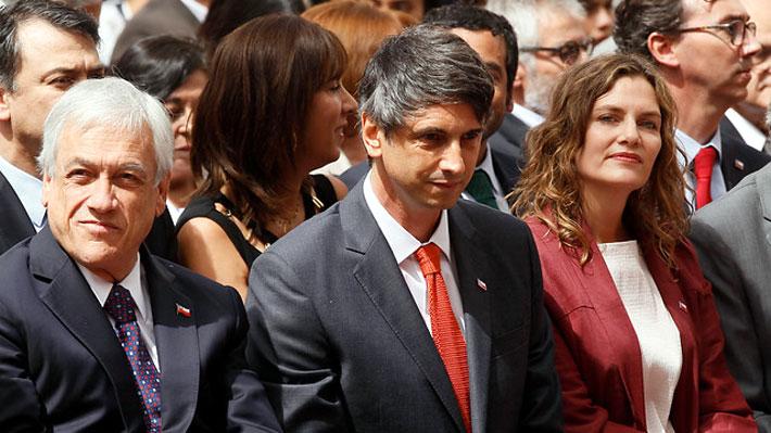 """Nuevo ministro Couve: """"Es un momento histórico en que la ciencia llega a la política"""""""