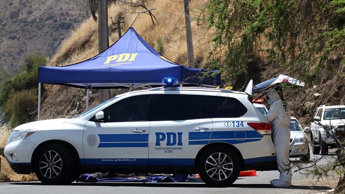 Fiscalía: Cuerpo hallado en La Pirámide es de un joven de 17 años que fue asaltado