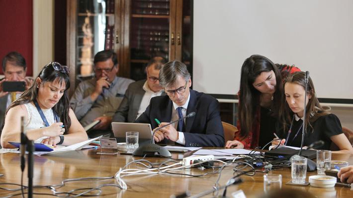 Comisión Mixta aprueba proyecto de Ley Pago a 30 Días para las Pymes