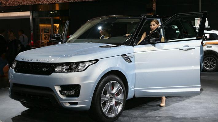 Conoce las innovadoras puertas de Jaguar Land Rover que se abren de forma automática