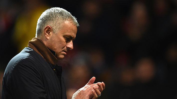 Desclasifican cómo se le comunicó a Mourinho su despido del United y la reacción que tuvo el DT