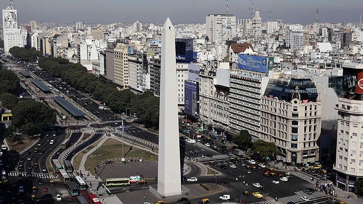 Crecimiento de Argentina cae 3,5% en el tercer trimestre y confirma recesión económica