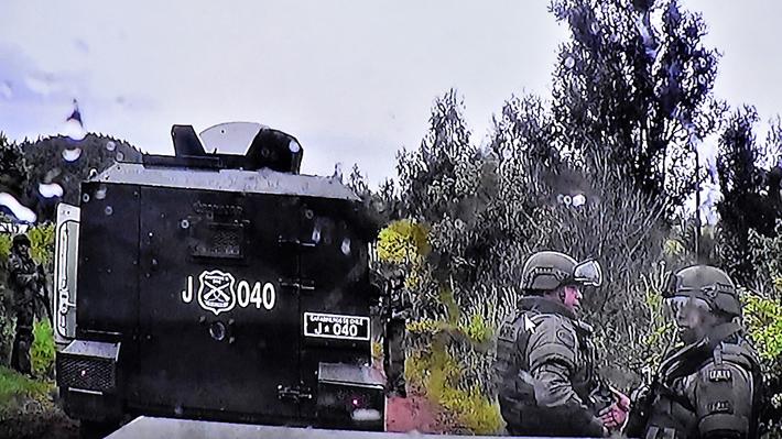 Nueva evidencia en caso Catrillanca: Defensa de ex Gope formalizado entregó inédito video del operativo