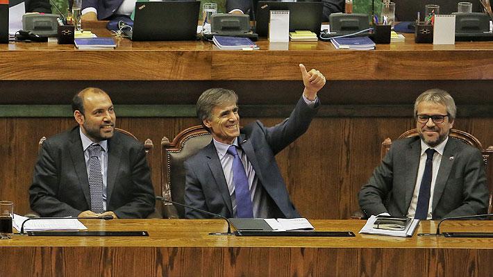 """""""Pago a 30 días"""" es aprobado por amplia mayoría en su último trámite legislativo y se alista para ser ley"""