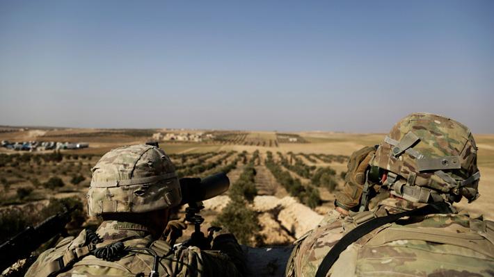 Aliados de EE.UU: muestran su preocupación por retiro de tropas de Siria