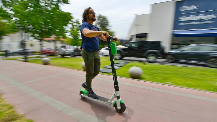 Scooters eléctricos, el nuevo capítulo del debate en torno a la convivencia vial