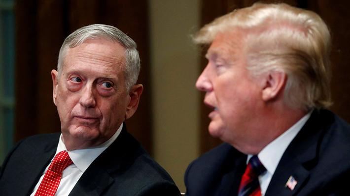 Secretario de Defensa de EE.UU. renuncia por discrepancias con Trump frente al retiro de tropas en Siria