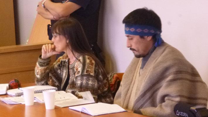 Tribunal condena a seis años de cárcel a Jones Huala por ataque incendiario en Río Bueno