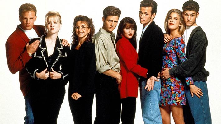 """""""Beverly Hills, 90210"""" volverá a la pantalla con su reparto original tras 18 años"""
