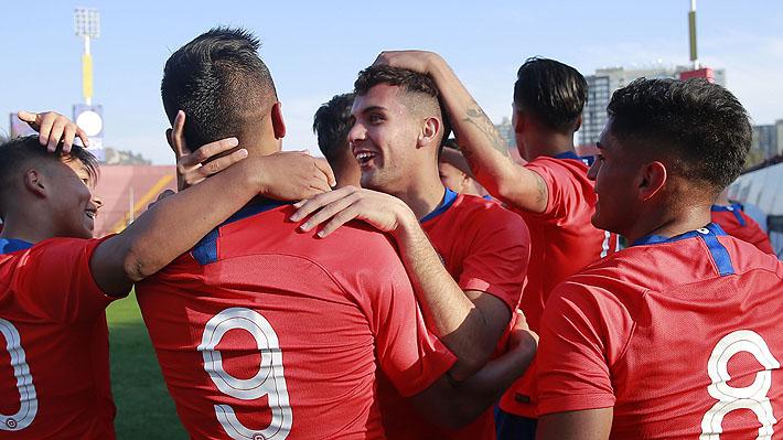 Sin el lesionado Ignacio Saavedra, Chile entrega la nómina para disputar el Sudamericano Sub 20