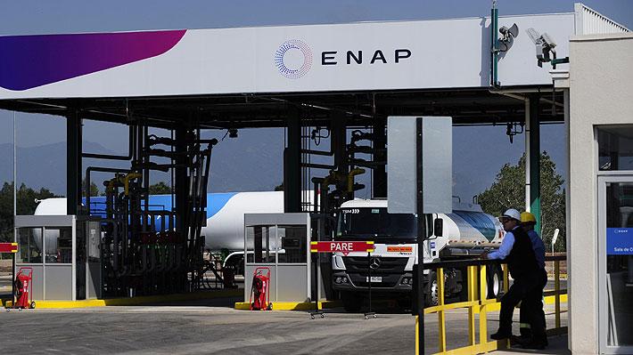 """Enap evalúa desvinculación de cerca de 450 trabajadores para """"superar delicada situación económica"""" actual"""
