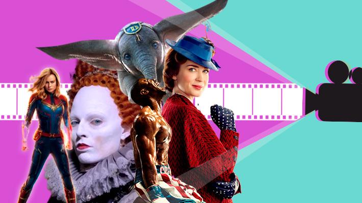 Las 10 películas más esperadas para el primer trimestre del 2019