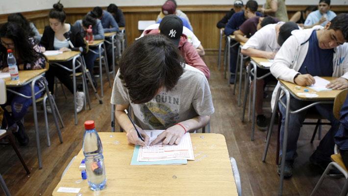 PSU: Se registraron 209 puntajes nacionales, con fuerte aumento en Matemática