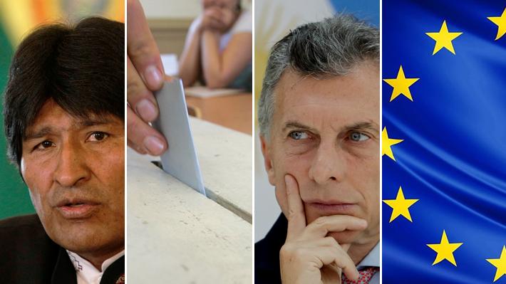 Llamados a las urnas: Los procesos electorales que podrían cambiar el panorama internacional en 2019