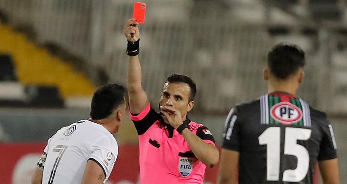 El lapidario comentario de Jorge Valdivia tras la elección de Piero Maza como el mejor árbitro de la temporada