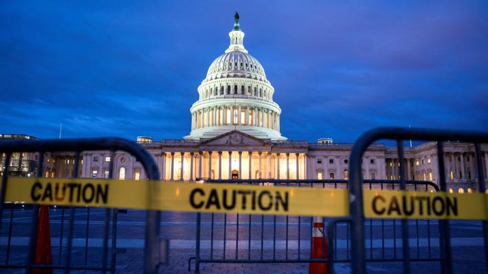 Desde la Casa Blanca proyectan que el cierre administrativo se prolongará hasta 2019
