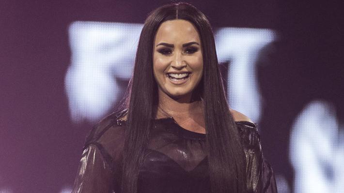 """Demi Lovato habla por primera vez de su recuperación: """"Estoy sobria y agradecida de estar viva"""""""
