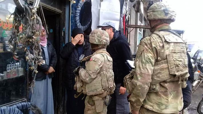Pentágono inicia formalmente el proceso para la retirada de las tropas de EE.UU. de Siria