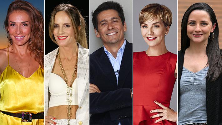 Van y vienen: La rotación de rostros televisivos que generará cambios en los matinales y en los noticiarios de la TV