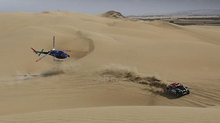 Uno va sin equipo y sólo con su esposa: Quiénes son los chilenos que este 2019 tendrán su debut en un Rally Dakar