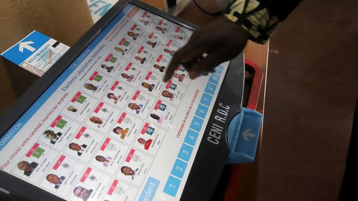 Aplazan las elecciones generales en tres zonas del Congo ante clima de inseguridad y brote de ébola