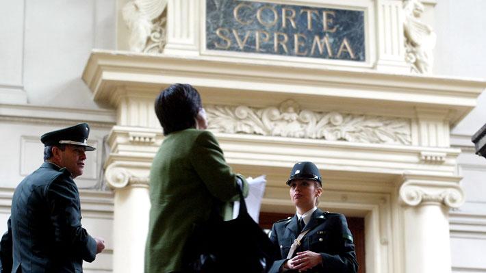 Suprema Acoge Recurso De Ocho Funcionarias De Gendarmeria Y Ordena