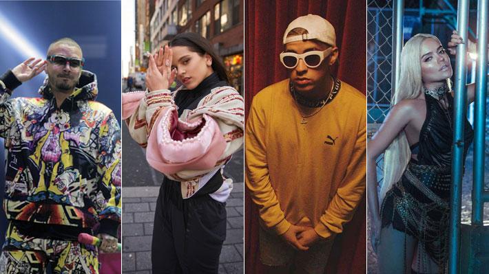 Música urbana latina expandió su dominio en el mundo en 2018