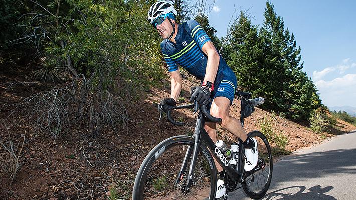 Andy Potts, el triatleta estadounidense que es el máximo candidato a llevarse el Ironman de Pucón, revela su secreto