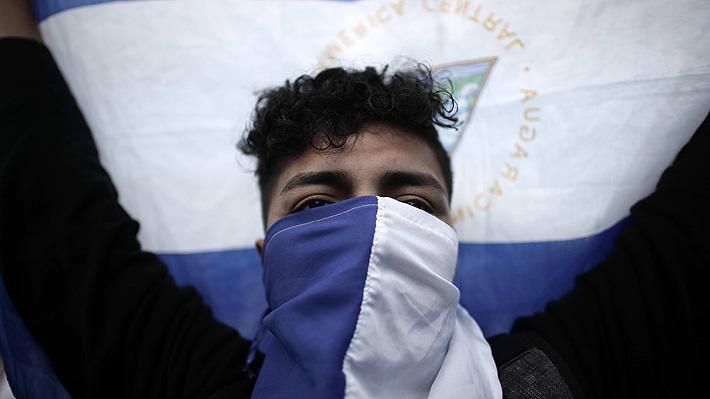 CIDH pide a la OEA que evalúe aplicar la Carta Democrática a Nicaragua por hechos de violencia