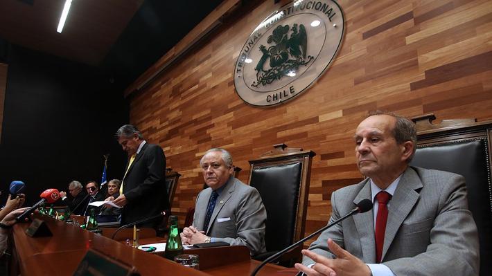 Con voto clave de Aróstica, TC declara inconstitucional exigir arrepentimiento para acceder a libertad condicional