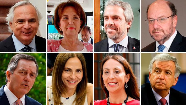 Los desafíos y pendientes para 2019 de ocho ministros esenciales del ajedrez presidencial