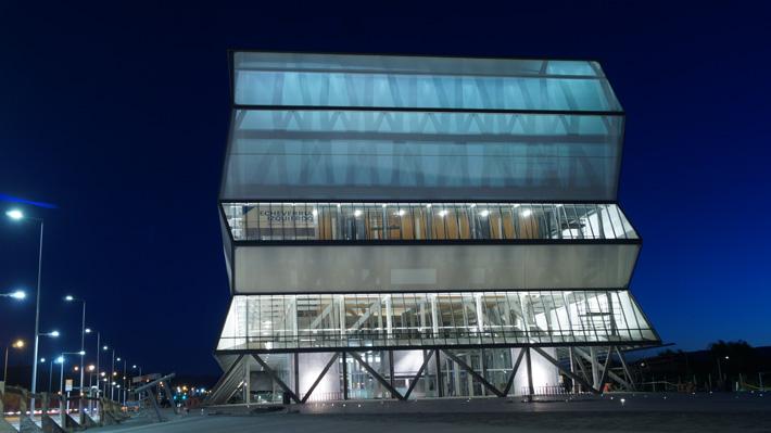 Teatro Biobío es elegido entre las 25 obras de arquitectura más destacadas del mundo en 2018