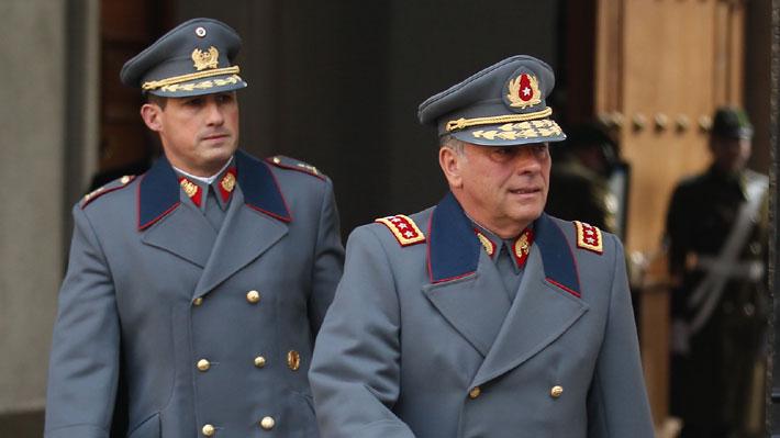 Viajes en el Ejército: Ex comandante en jefe Humberto Oviedo declara ante ministra Rutherford