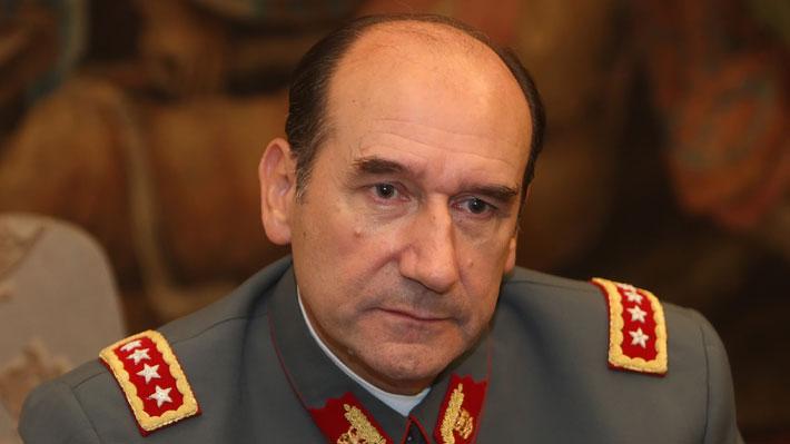 Ex comandante en jefe Fuente-Alba declara como testigo por cuestionada compra de helicópteros para el Ejército