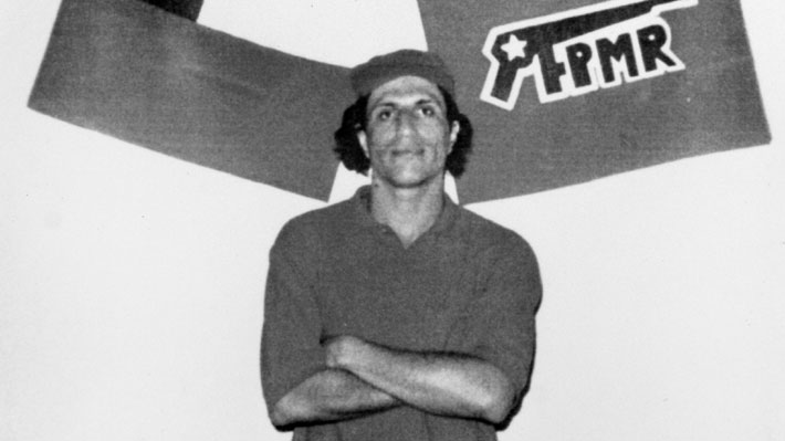 Capturan en EE.UU. a Pablo Muñoz Hoffman, ex frentista que escapó de la Cárcel de Alta Seguridad en 1996