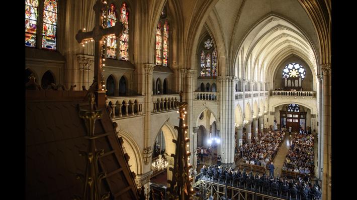 Coro del Municipal de Santiago realizará conciertos gratuitos en Iglesias de la capital y en la Pintana